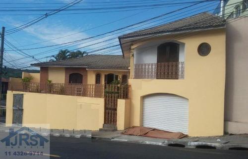 Imagem 1 de 6 de Sobrado Com 2 Dormitórios À Venda, 210 M² Por R$ 1.600.000,00 - Vila Pouso Alegre - Barueri/sp - So0465