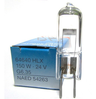 Foco 64640 Osram Fcs 24v 150w G6.35 24 Volts 150 Watts