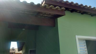Casa A Venda No Bairro Balneário São Jorge Em Itanhaém - - 100-1