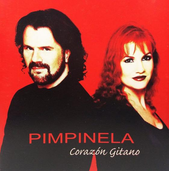 Pimpinela - Corazón Gitano Cd@