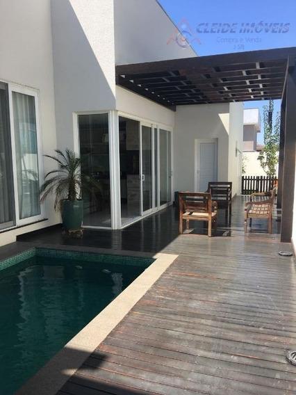 Casa Residencial À Venda, Condomínio Residencial Florais Dos Lagos, Cuiabá. - Ca0889