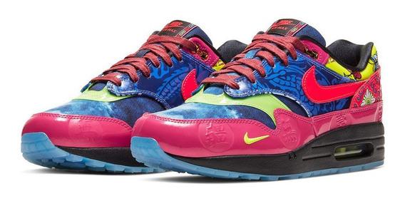 Tenis Nike Air Max 1 Ano Novo Chines Longevity Longevidade