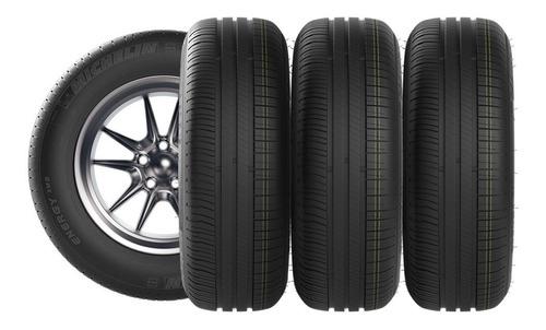 Imagen 1 de 5 de Set 4 Llantas Michelin 195/60r15 Energy Xm2 Plus