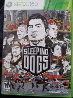Sleeping DogsXbox 360