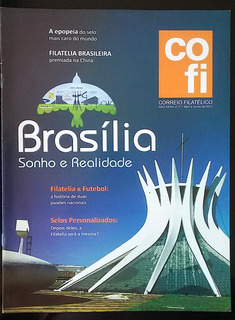 Revista Cofi Nº 217 Ano 2010 Brasilia Sonho E Realidade