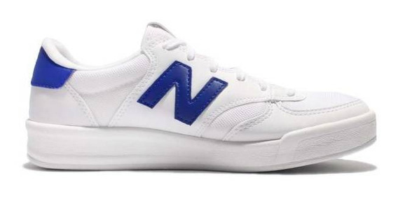 Championes New Balance 300 Ce White/blue - Yalocompro
