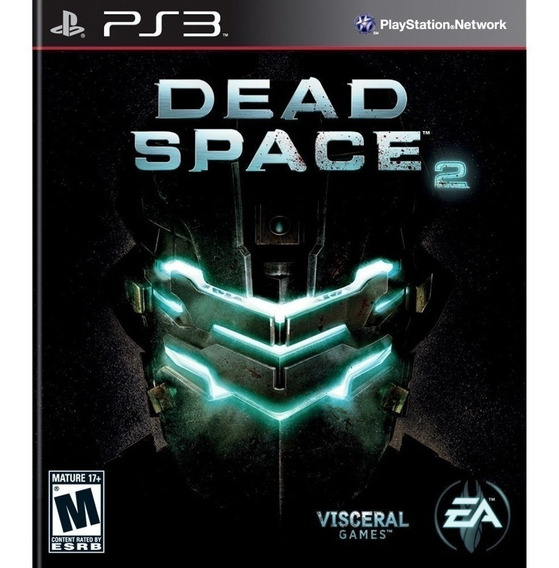 Game Play3 - Dead Space 2 - Semi-novo Jogo Ps3