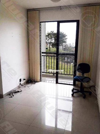 Apartamento Residencial Para Locação, Portal Dos Gramados, Guarulhos - Ap1669. - Ap1669