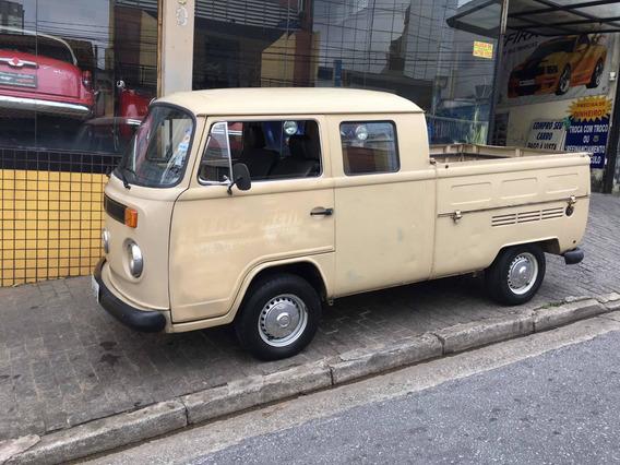 Volkswagen Kombi T2cabine Dupla Ar1600 Nao T1 Safari Samba