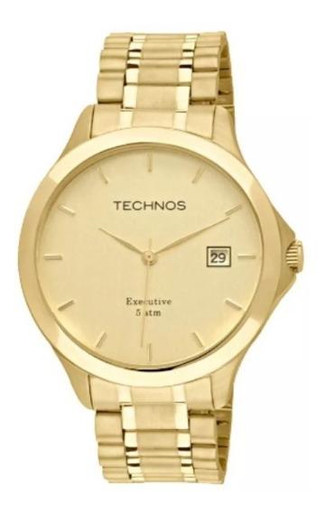 Relógio Masculino Technos Original 1s13bw/4x Oferta
