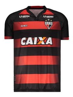 Camisa Numer Atlético Goianiense I 2018 Nº10