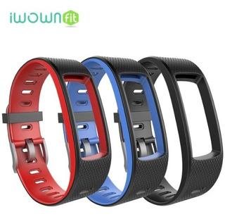 Pulseira Silicone Substituição Smartband I6 Hr Cardíaco