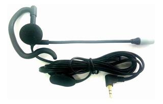 Fone De Ouvido Intelbras Hc10 Conector P1 Original 5120 5150