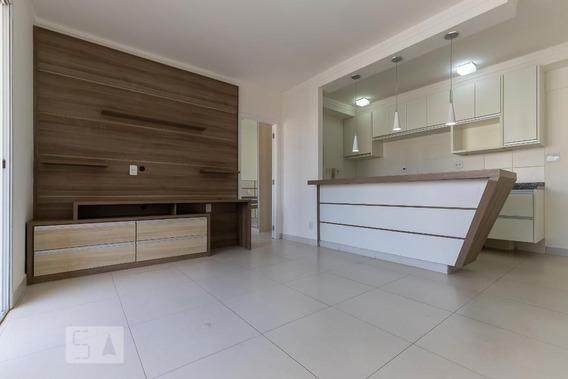 Apartamento No 14º Andar Com 1 Dormitório E 1 Garagem - Id: 892983989 - 283989