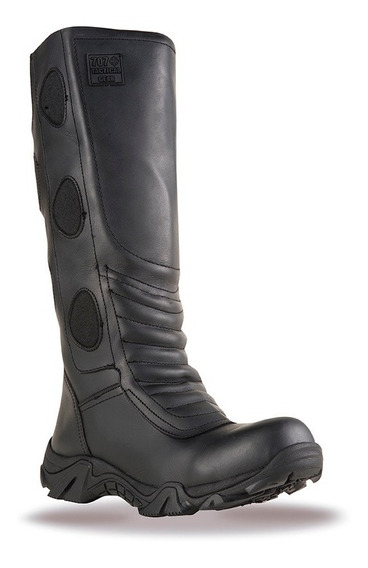 Bota De Motociclista Helluva Ride Original 707 Tactical Gear