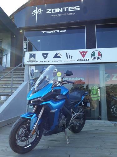 Zontes X310 - Sport Turismo - Abs