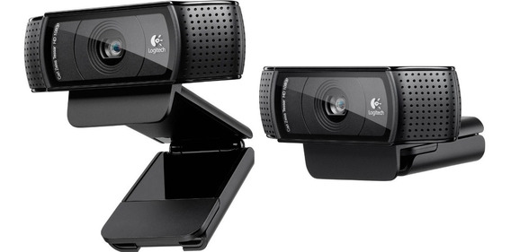 Webcam C920 Live Videoconferência Skype Hangout Frete Grátis