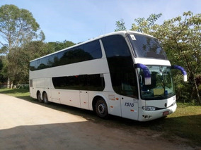 Ônibus Marcopolo Dd Volvo Transferência Dívidas Só Turismo
