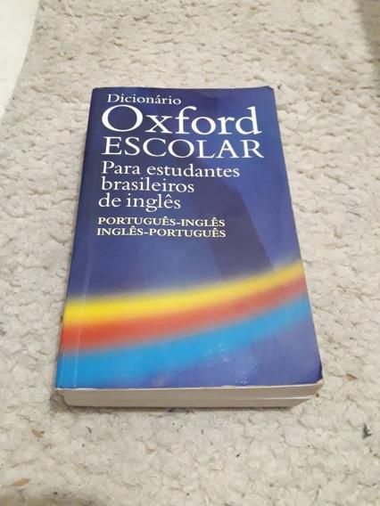Dicionário Oxford Escolar Português-inglês
