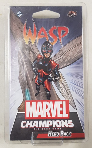 Marvel Champions Card Game Wasp Hero Pack Nuevo !!!