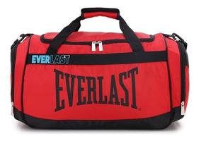 Bolso Everlast Original 26215 Deportivo Bolsillos Gym