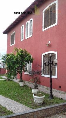 Casa Residencial À Venda, Iguabinha, Araruama - Ca0922. - Ca0922