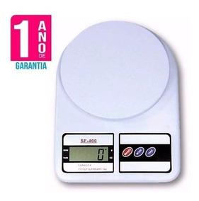 Balança Digital 1g A 10 Kg Cozinha Fitness Nutricao Dieta