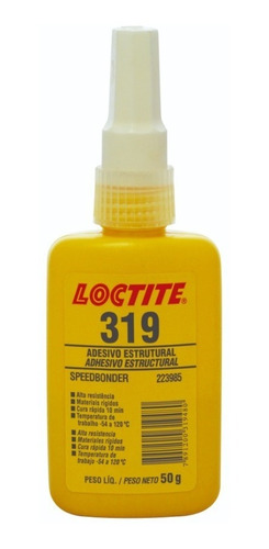 Adesivo Loctite 319 Cola Parabrisa 50g