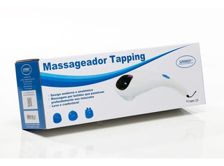 Massageador Tapping Portátil 110v - Supermedy