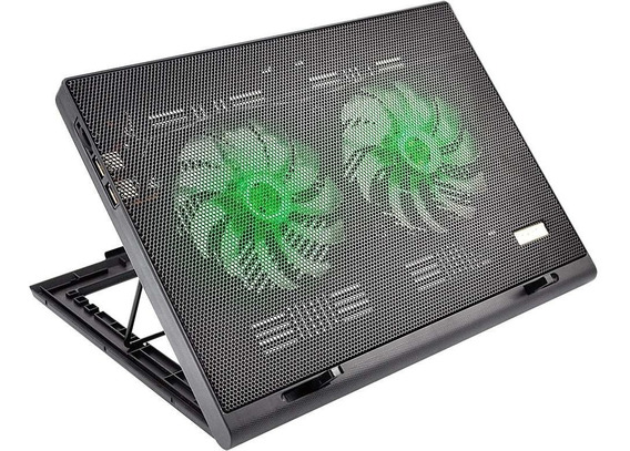 Suporte Cooler Notebook Laptop Computador Multilaser Warrior