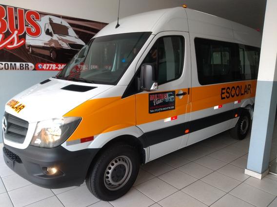M.bens Sprinter T.alto 415 Cdi (25 Lugares)2019/2019 0km