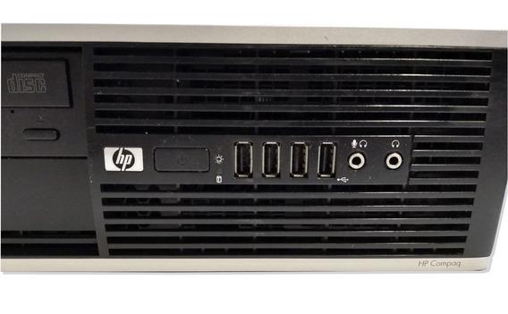 Pc Hp 8000 Elite 500gb 4gb Ram Core 2 Duo Envio Imediato