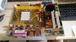 Motherboard Asus M2n Mx Se Plus - Computación en Mercado