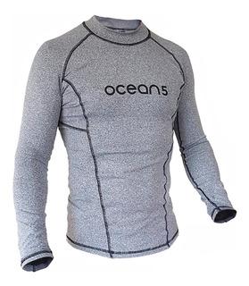 Camiseta Térmica Ocean 5 Hombre