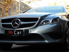 Mercedes Benz Clase E200 Coupe