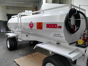 Carro Tanque Proveedor De Combustible 5000 Lts. Homologado