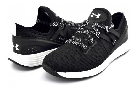 Tenis Under Armour 3 021335 001 Blk Breathe Trainer 22-27 D