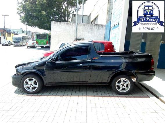 Sucata Pick Up Corsa Ano 03 1.6 C/ Direção ( Para Peças )