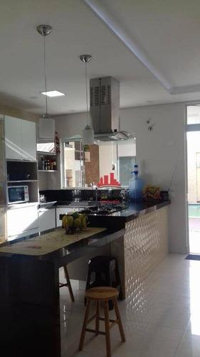 Imagem 1 de 5 de Casa Com 3 Dormitórios À Venda, 350 M² Por R$ 900.000 - Jardim Terramérica Ii - Americana/sp - Ca2179