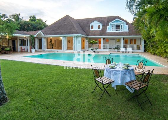 Villa En Casa De Campo - Jardin Minita #6 - Ru0202