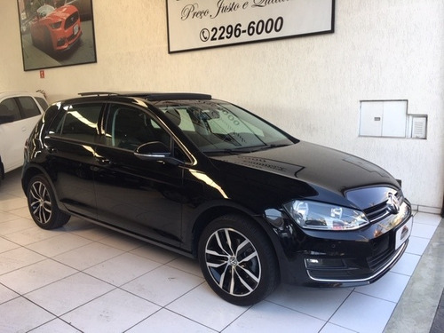 Volkswagen Golf 1.4 Tsi Highline 16v Gasolina 4p Aut. 2015