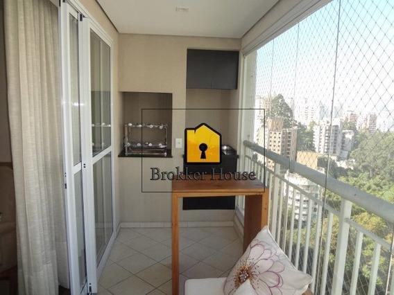 Apartamento A Venda No Bairro Morumbi Em São Paulo - Sp. - Bh6010-1