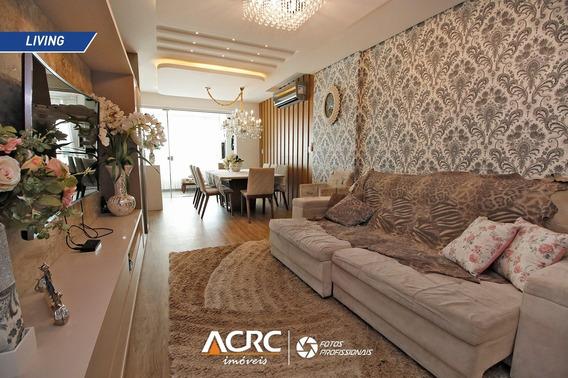 Acrc Imóveis - Apartamento Semi Mobiliado Para Venda No Bairro Da Velha - Ap03324 - 34930459
