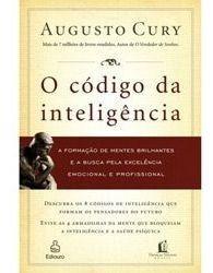 Livro - O Código Da Inteligência Augusto Cury