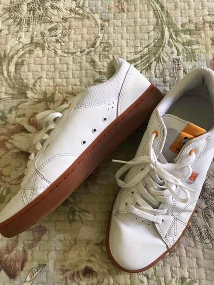 Tenis Dc Shoes Co. Collab Enjoy Skateboard