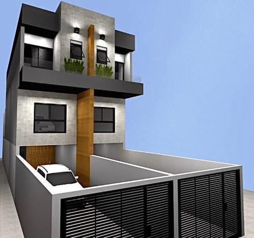 Sobrado Com 2 Dormitórios À Venda, 87 M² Por R$ 250.000,00 - Residencial Santo Antônio - Franco Da Rocha/sp - So2243