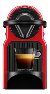 Cafeteira Nespresso Inissia C40 Ruby red 220V