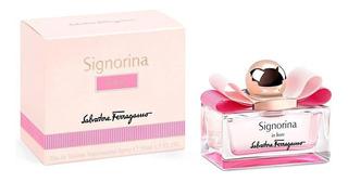 Perfume Salvatore Ferragamo Signorina In Fiore Original