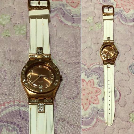 Relógio Strass Swatch