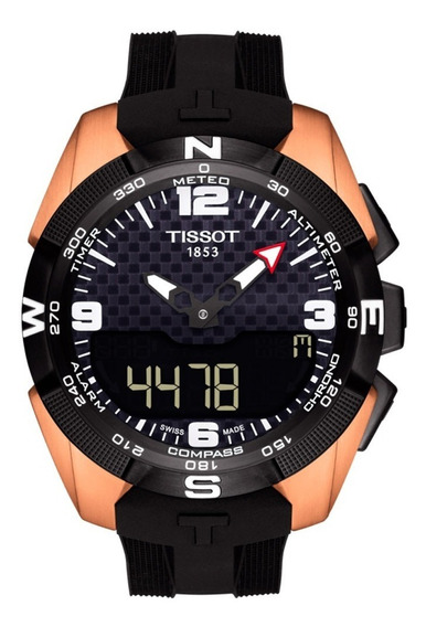 Reloj T-touch Expert Nba Special T0914204720700 Hombre